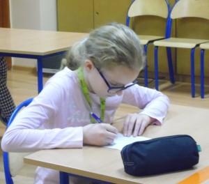 Paulina Bartczak - II miejsce