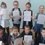 Uczestnicy konkursu wiedzy o krajach anglojęzycznych (2)
