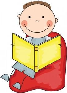 czytanie chłopiec