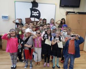 Piraci z I b.