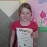 Oliwia Derdziak kl. 3a