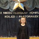 Gabriela Wieczorek - I miejsce